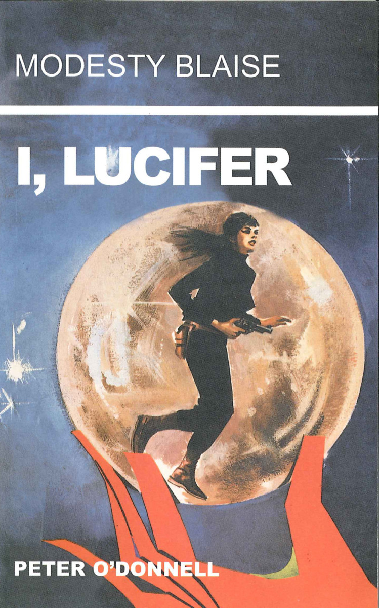 I, Lucifer First UK Edition by Souvenir Press (1967)