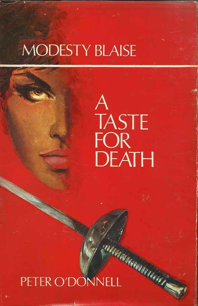 A Taste for Death HC
