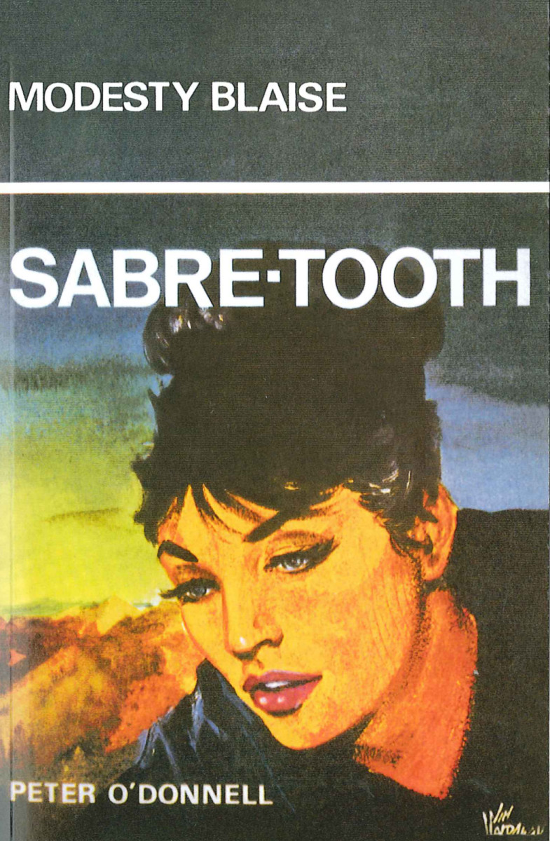 Sabre Tooth ( 1966) First Edition HC UK Souvenir Press