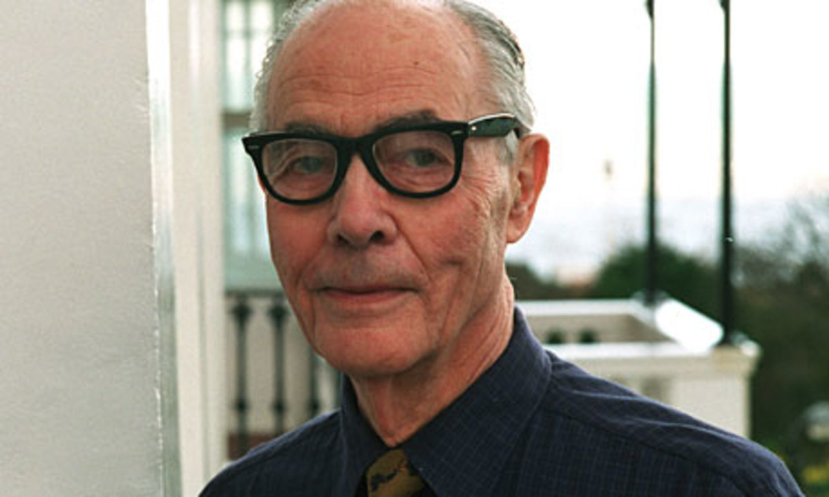 Peter O'Donnell ( 1920 - 2010)