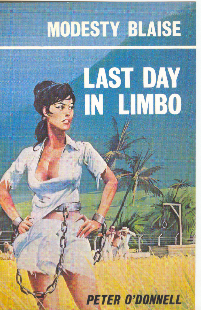 Last Day in Limbo, UK First Edition Souvenir Press