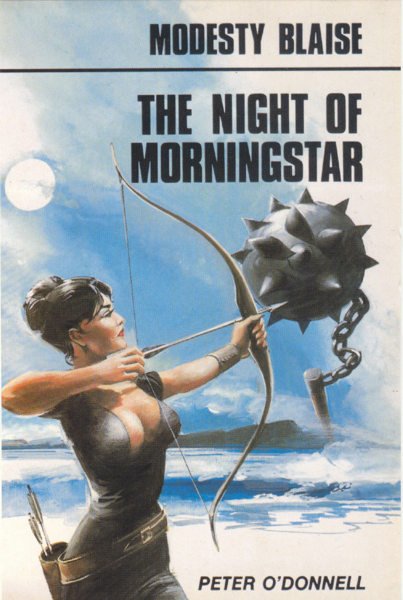 Night of the Morningstar UK First Edition HC  Souvenir Press