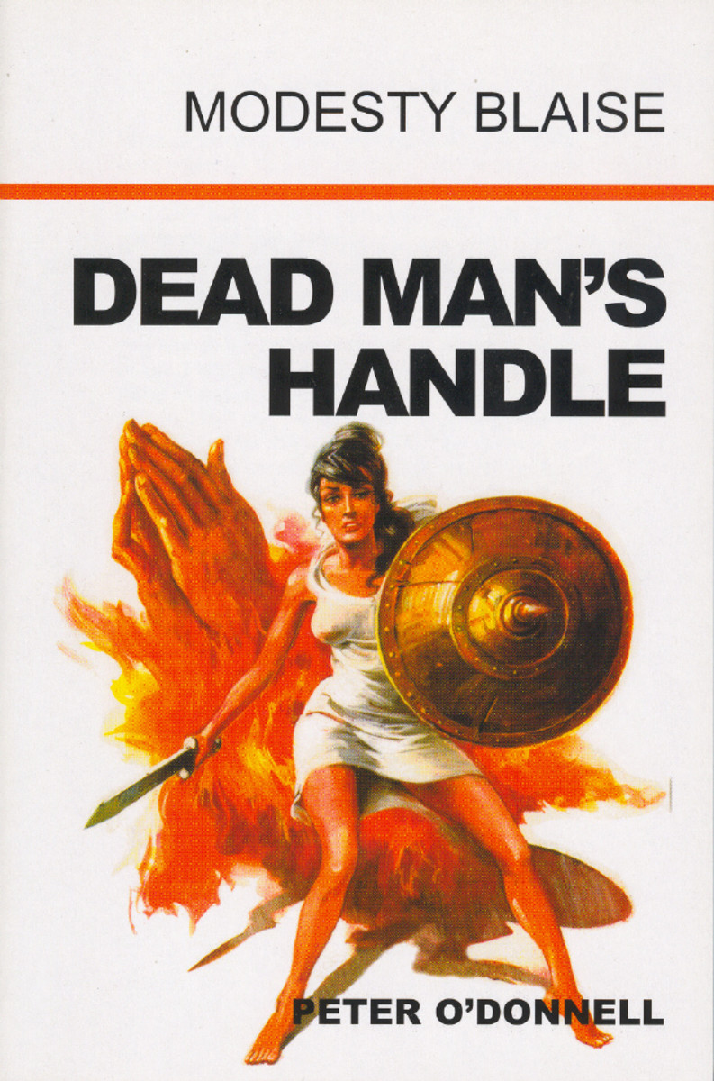 Dead Man's Handle -   UK First Edition HC Souvenir Press