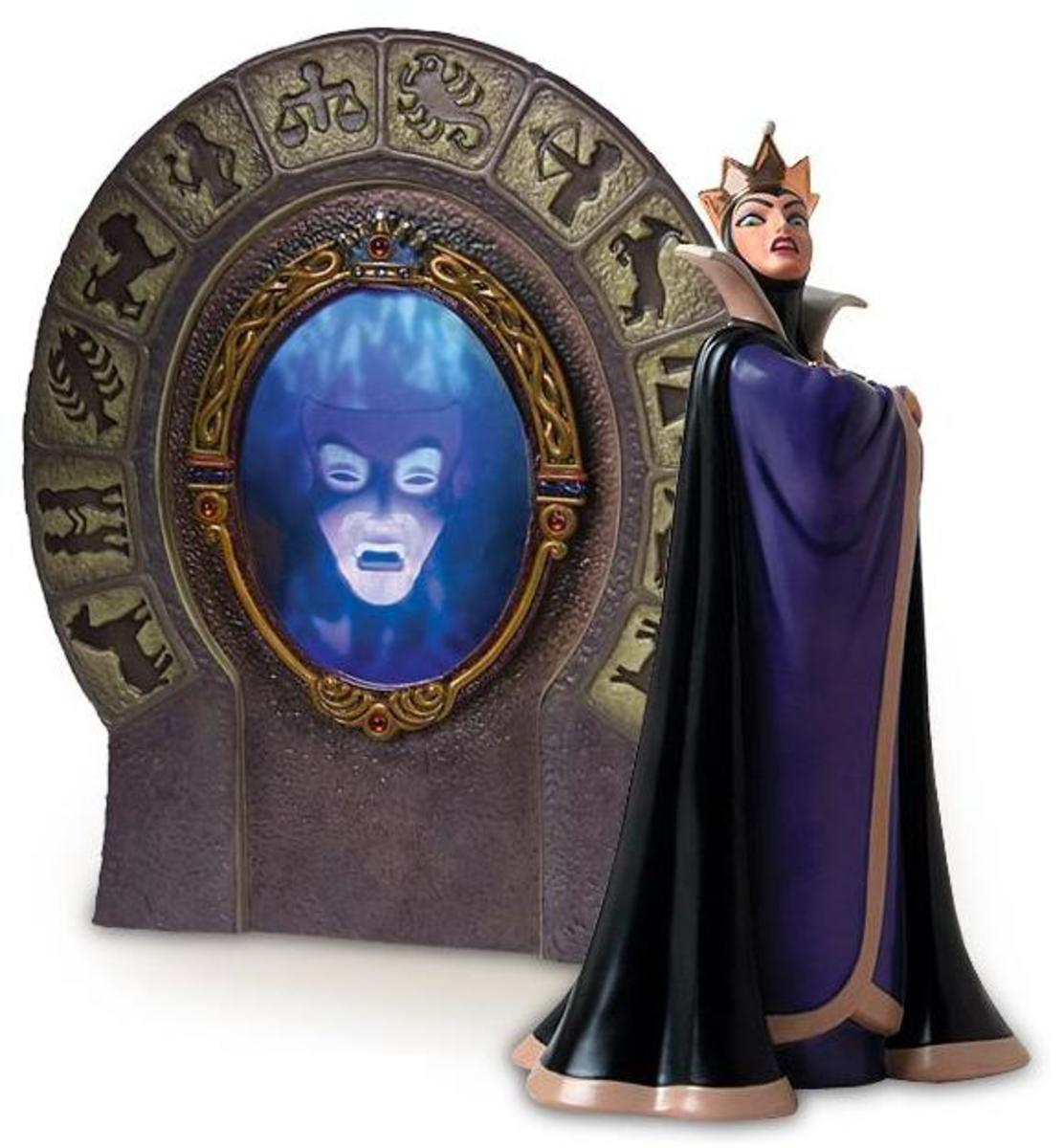The Evil Queen's Magic Mirror From Snow White