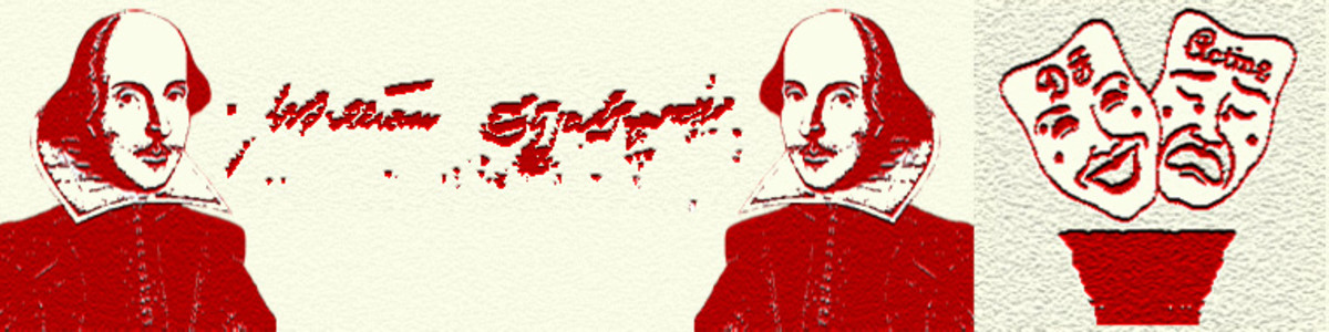 Shakespeare's Verse: Iambic Pentameter - It's Easy!