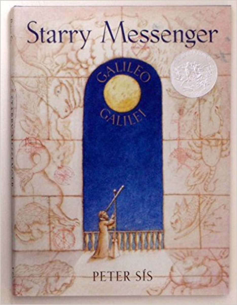 Starry Messenger: Galileo Galilei by Peter Sís