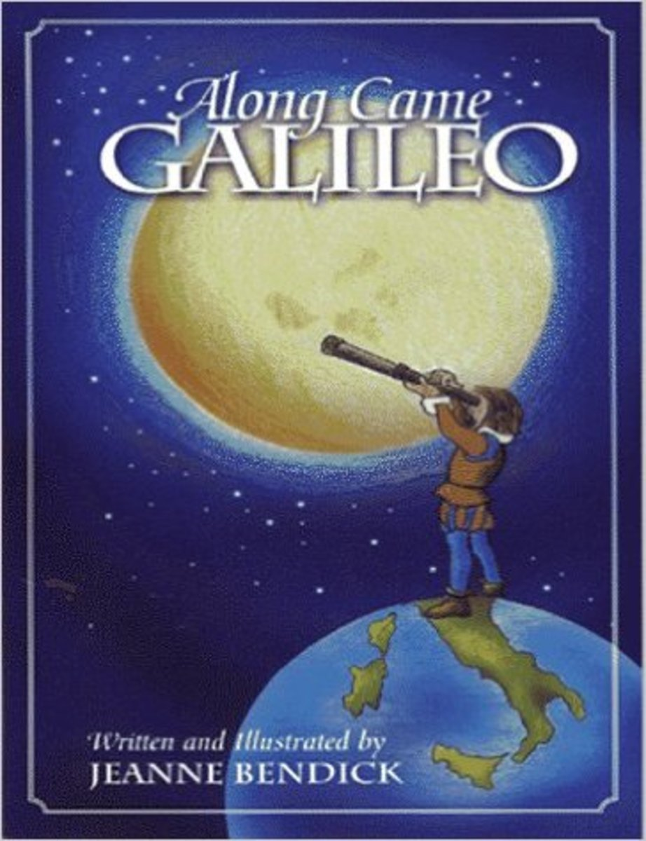 Along Came Galileo by Jeanne Bendick