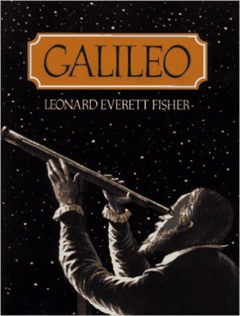 Galileo by Leonard Everett Fisher