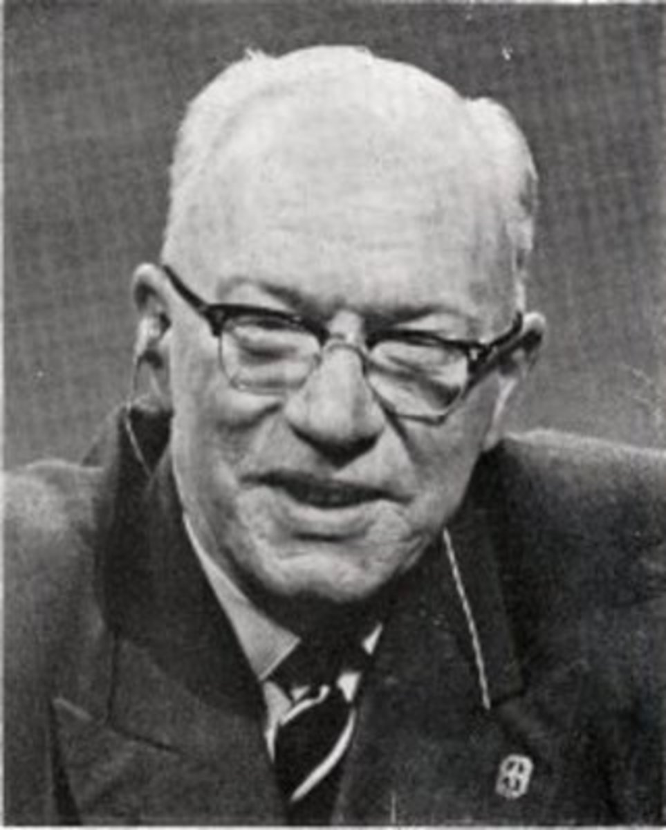 William Barclay: beloved Scottish minister, professor, and author