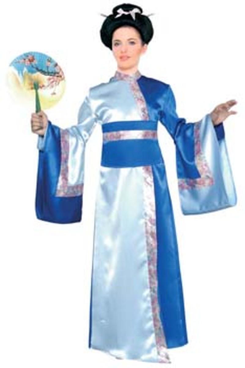 Oriental Lady or O Ren Ishii (aka Cottonmouth)