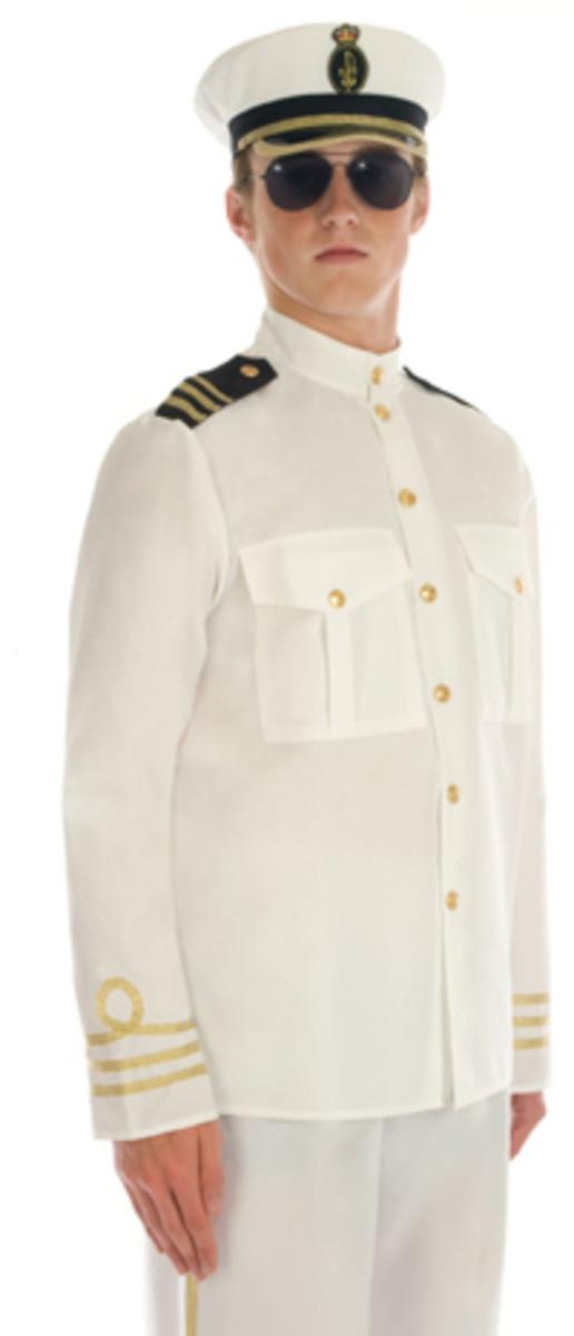 Officer & a Gentleman Costume