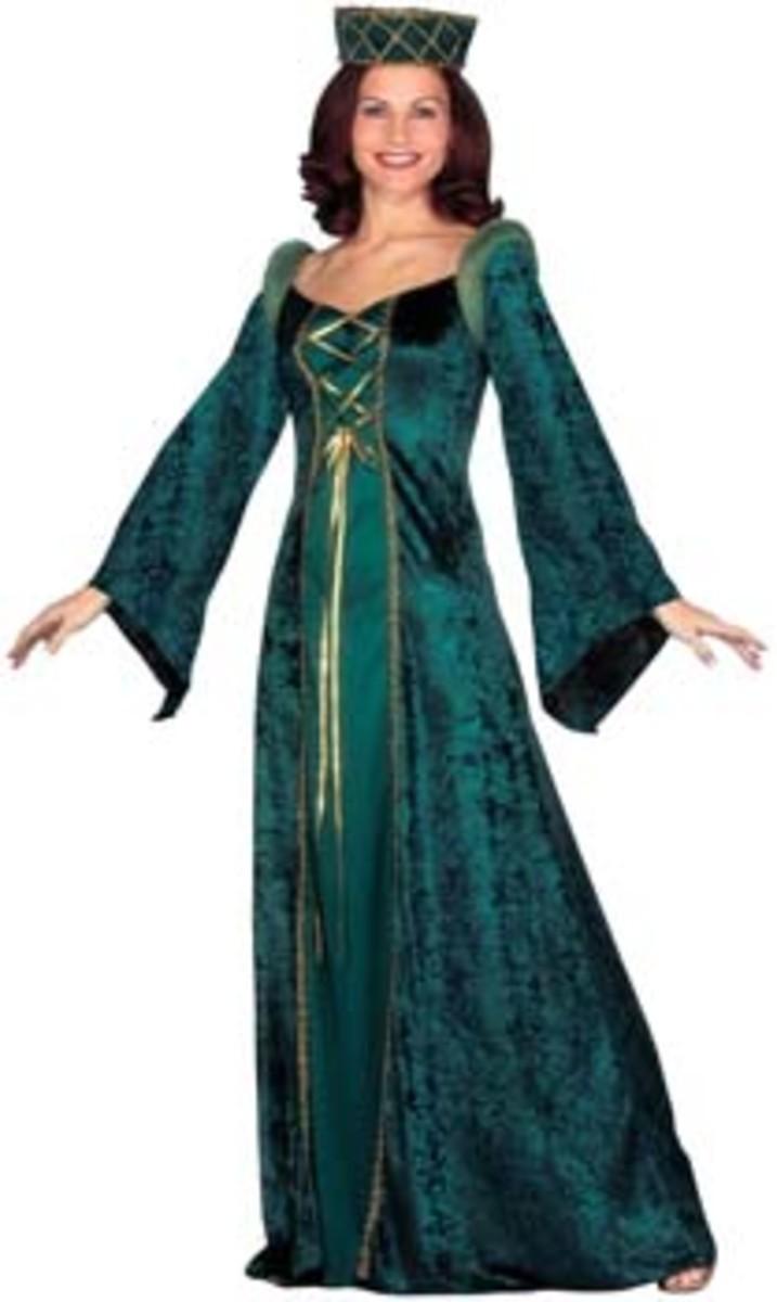 Ophelia Costume