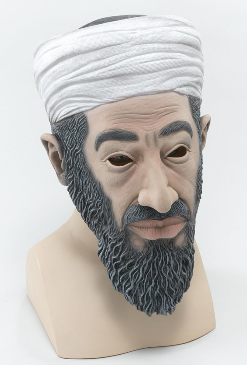 Osama Bin Laden Mask