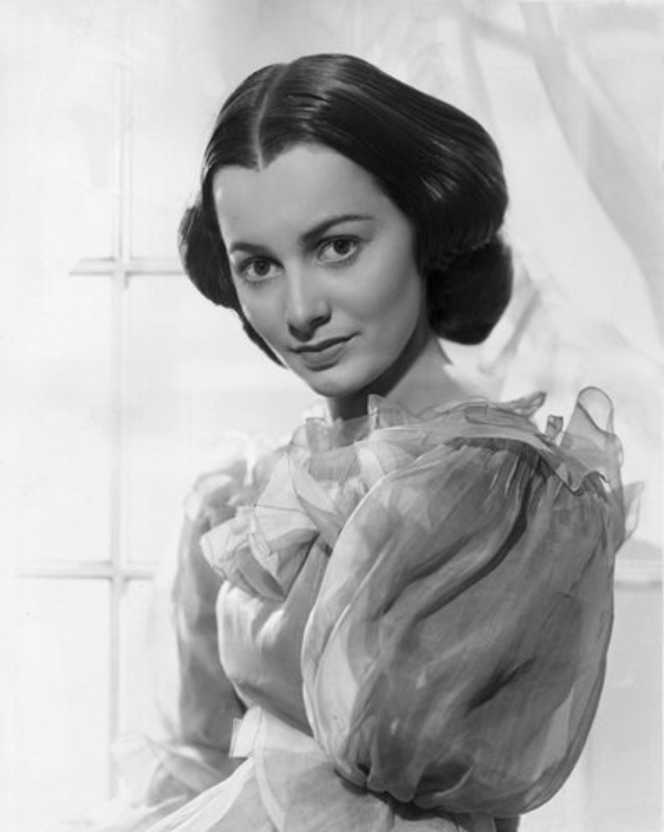 1939 Olivia in Gone With The Wind