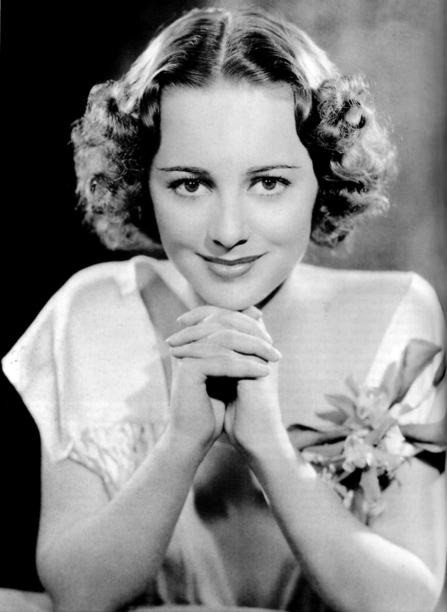 Hollywood hatred the deafening silence of joan fontaine for Joan fontaine and olivia de havilland feud