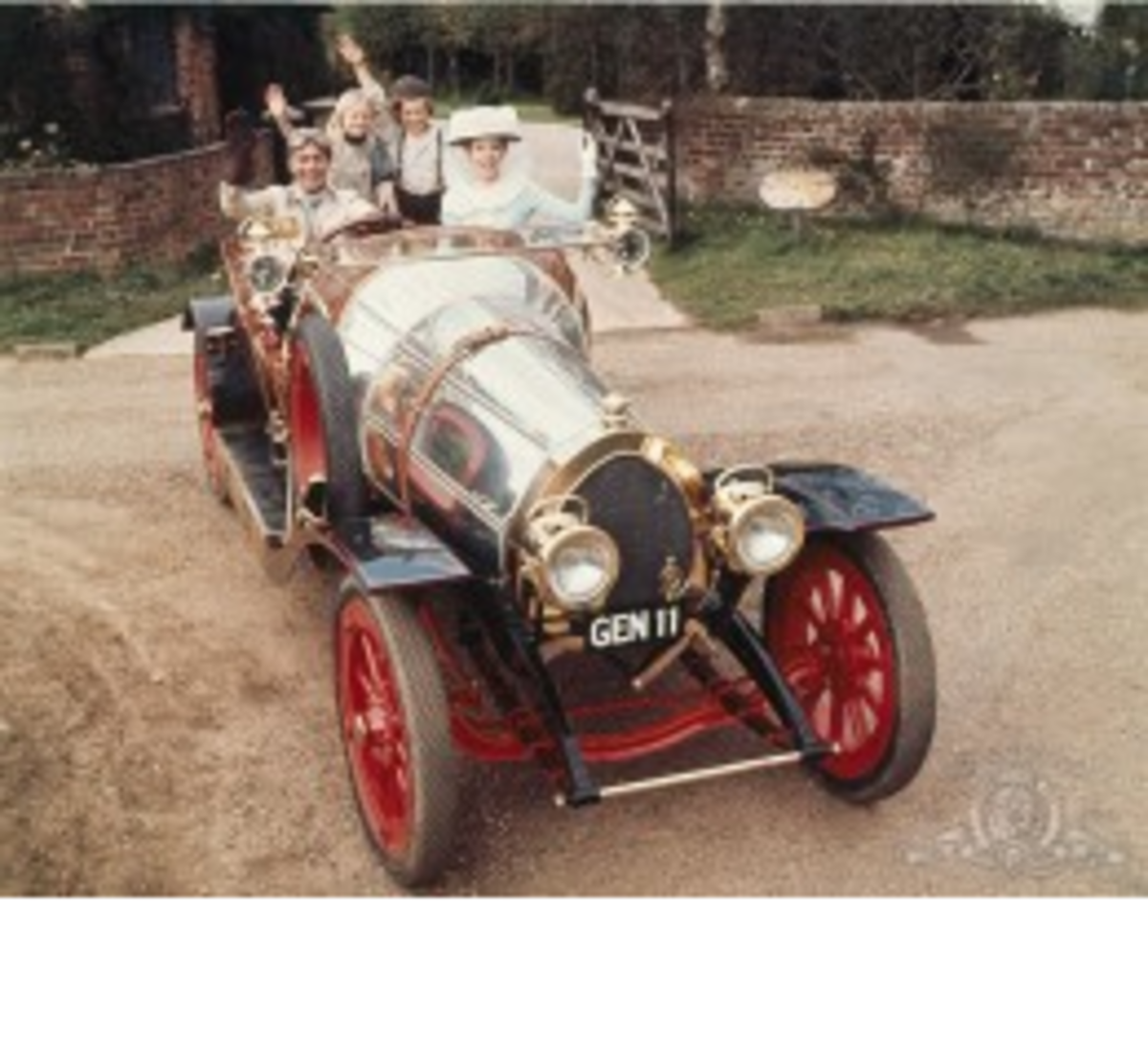 Chitty Chitty Bang Bang, Where is She Now?