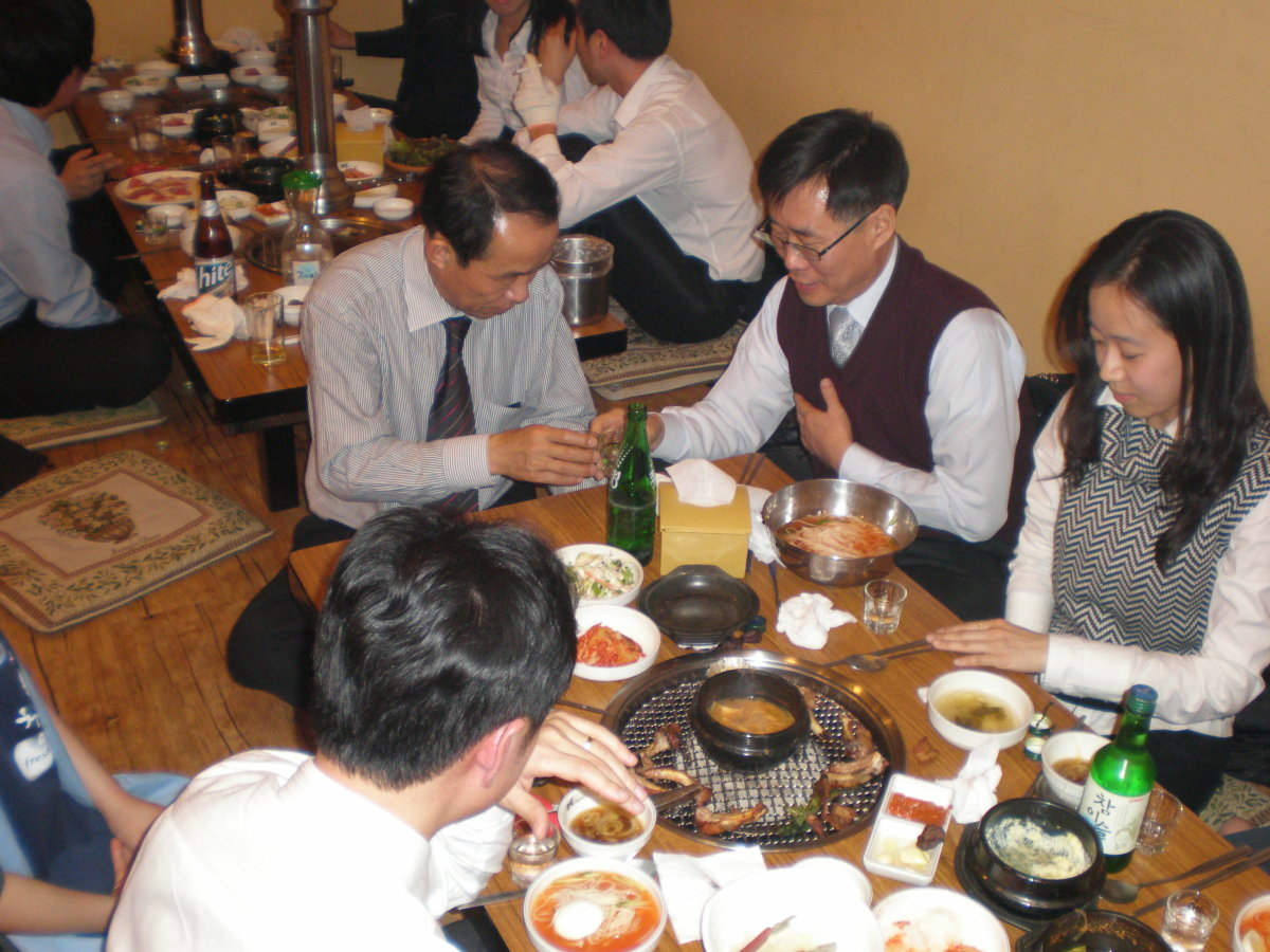 The Dos and Don'ts, Dining Etiquette and Table Manners in South Korea