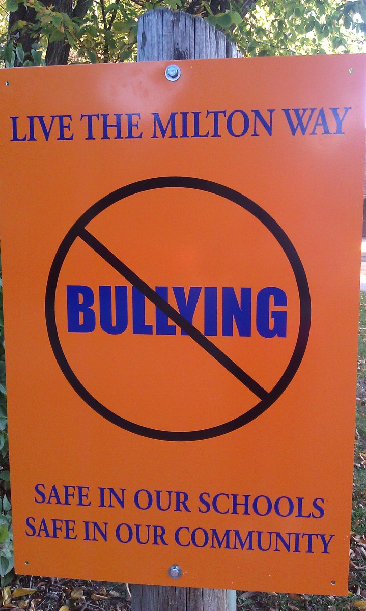 Together We Can Stop Cyber Bullying - Insist on Posters to Remind Us To Be Kind