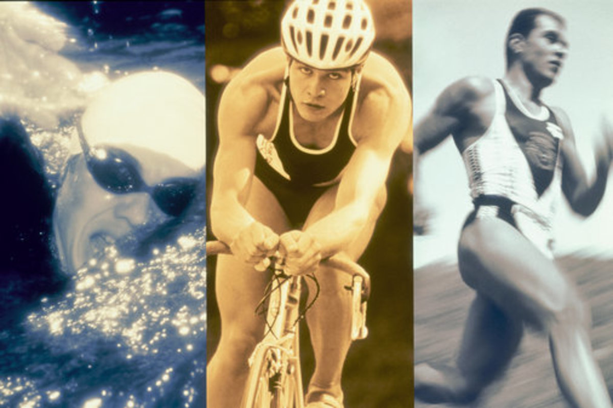 Beginning Triathlon: What Is A Triathlon and How Do I Begin Training for One?