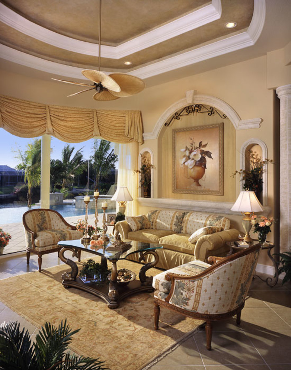 Alcove - Home Decorating Ideas
