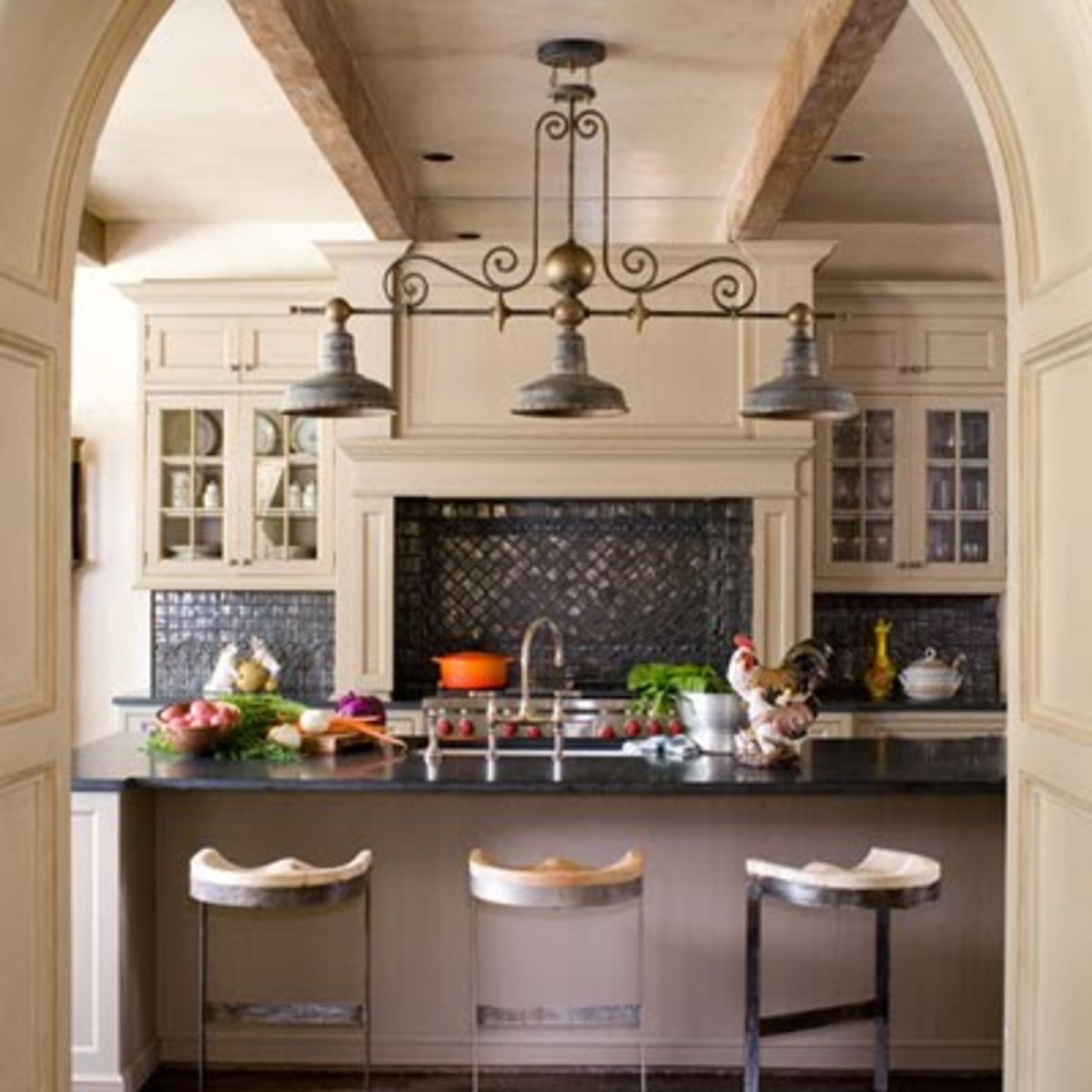Alcove home decorating ideas kitchen niche for Alcove ideas decoration