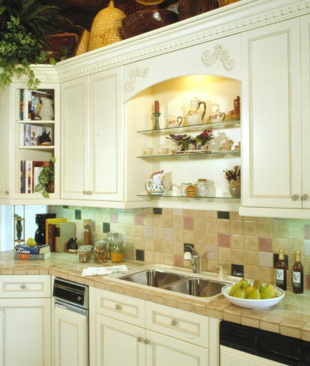 Home remodeling improvement idea alcoves hubpages for Kitchen ideas no window