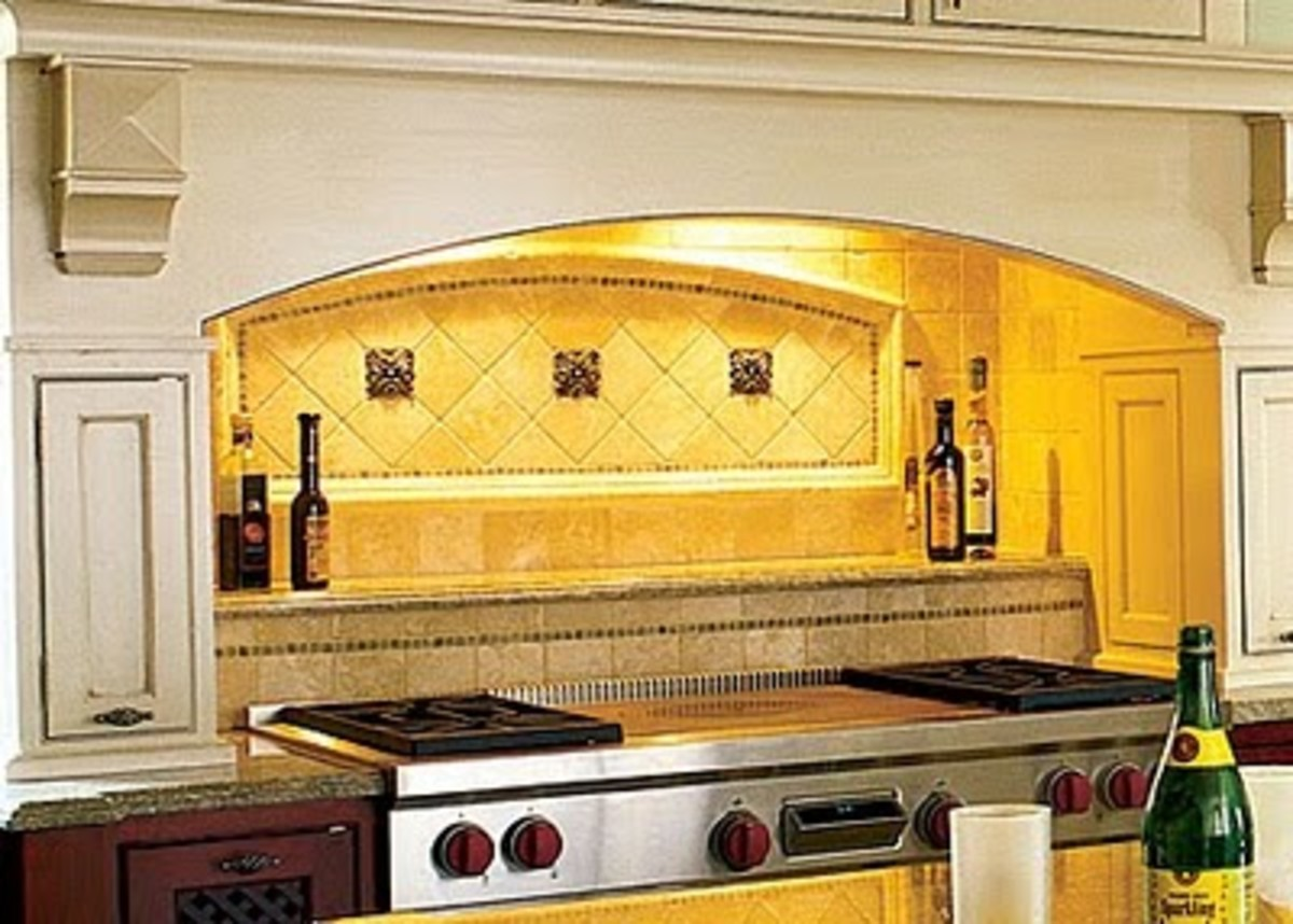 Kitchen Alcove Design Ideas ~ Home remodeling improvement idea alcoves hubpages