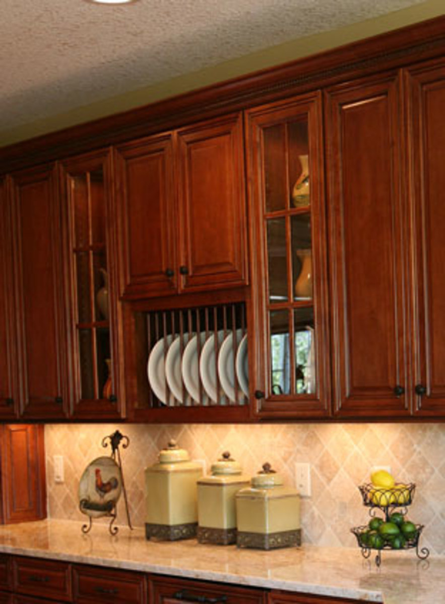 Alcove - Home Decorating Ideas- Kitchen Niche
