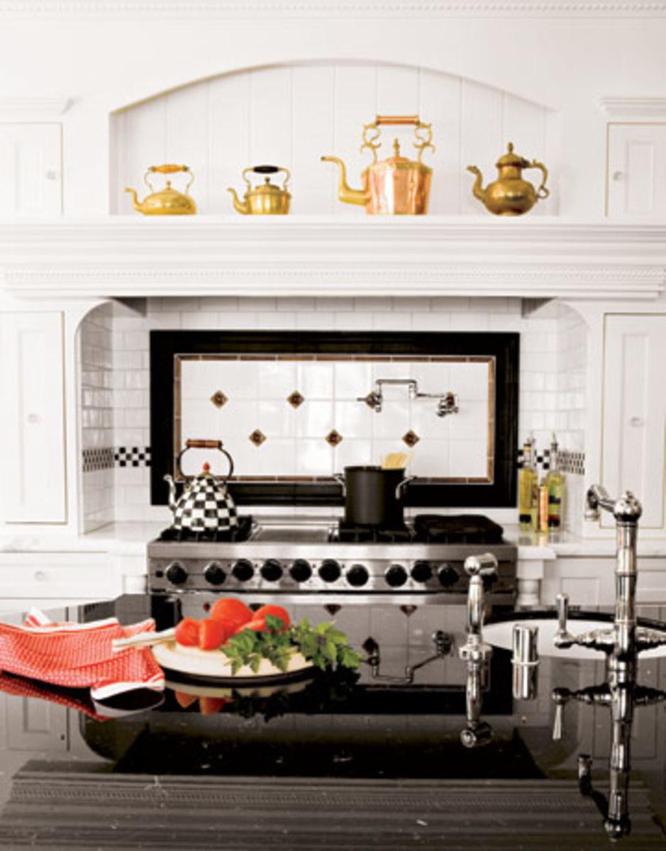 Alcove - Home Decorating Ideas - Kitchen Niche