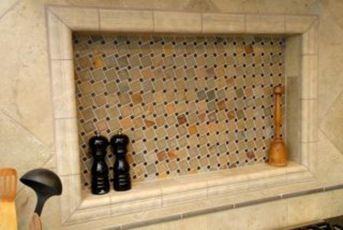 Alcove - Home Decorating Ideas- Kitchen Niche
