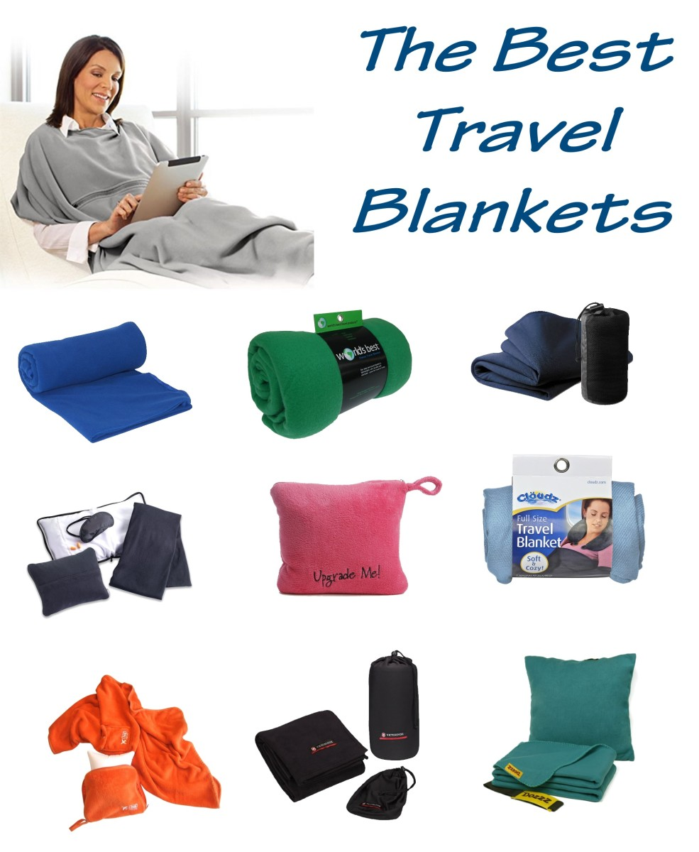 Best Travel Blanket for Airplane | 2015 Reviews