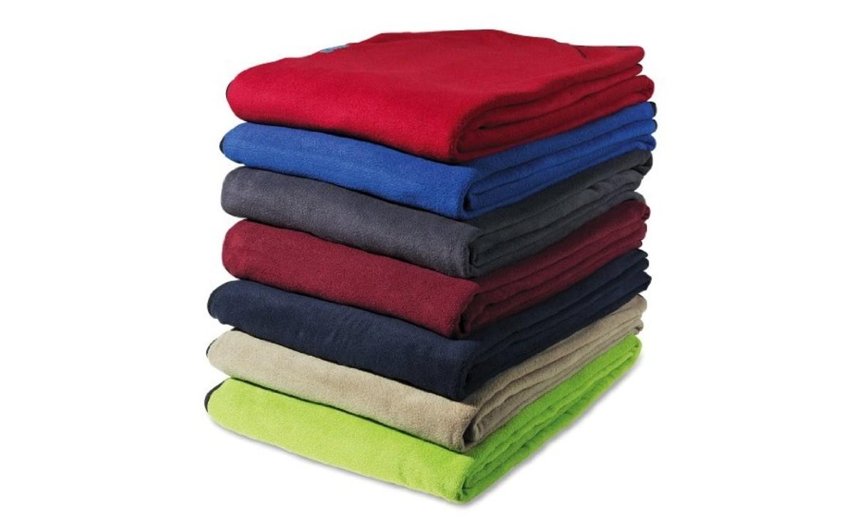 Cocoon Fleece Travel Blanket