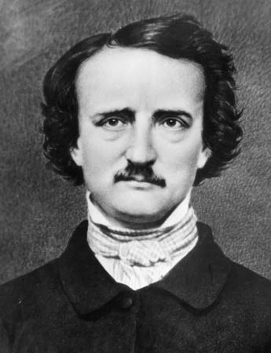A Lesson to Teach Edgar Allan Poe: