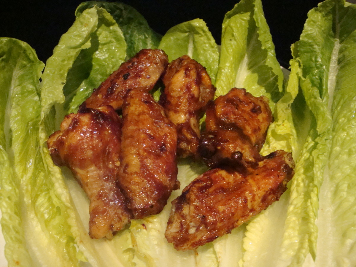 Best FlavorWave/NuWave Oven Chicken Wings Recipe
