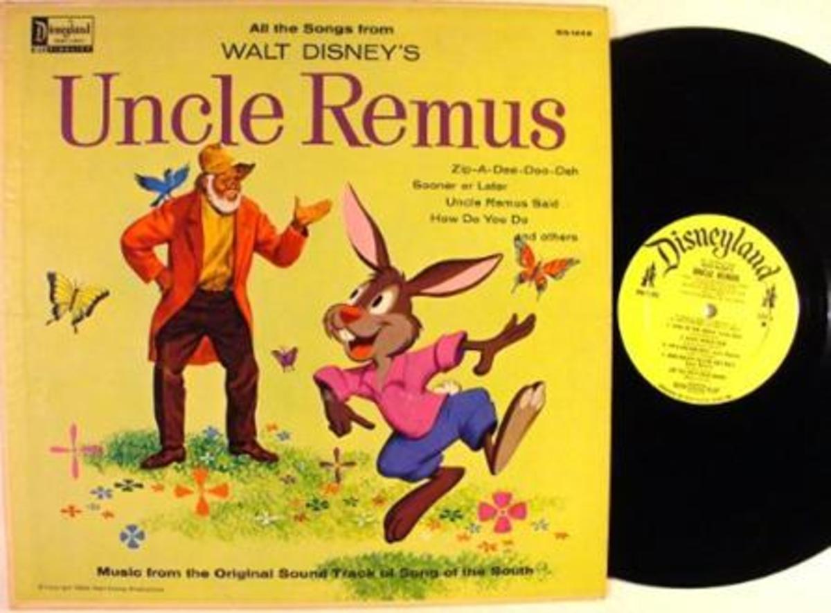 Walt Disney's Uncle Remus Record