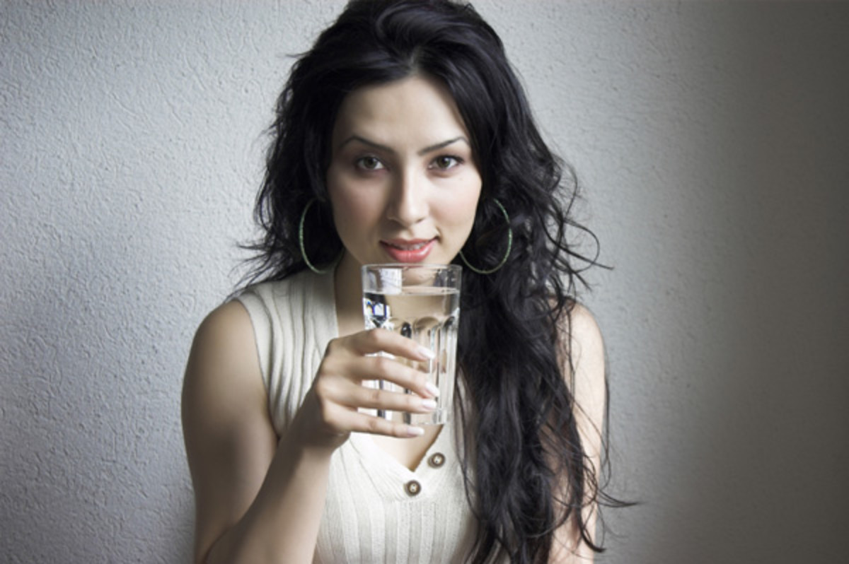 Cheers!! ..To a healthy and beautiful skin! Cheers!!..To a new You!