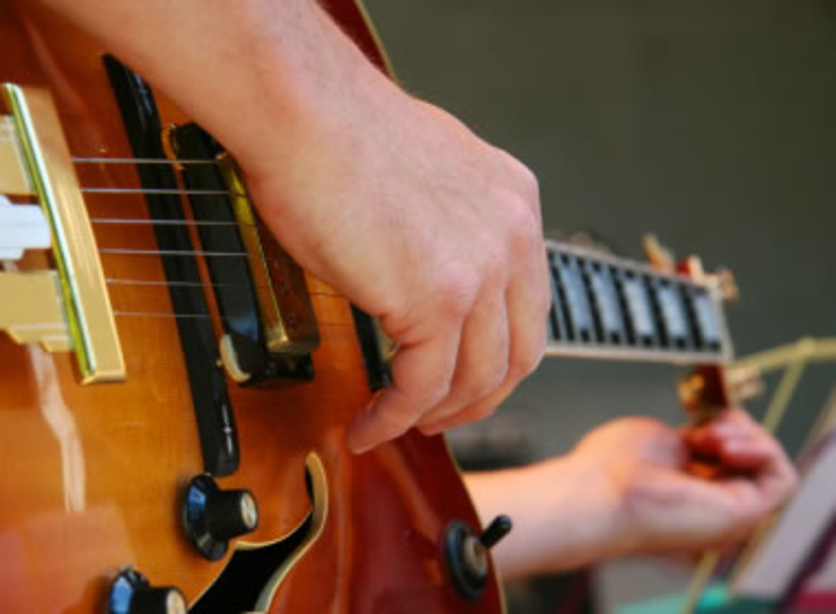How To Tune A Guitar (Standard E Tuning, EBGDAE) - The Beginner's Guide