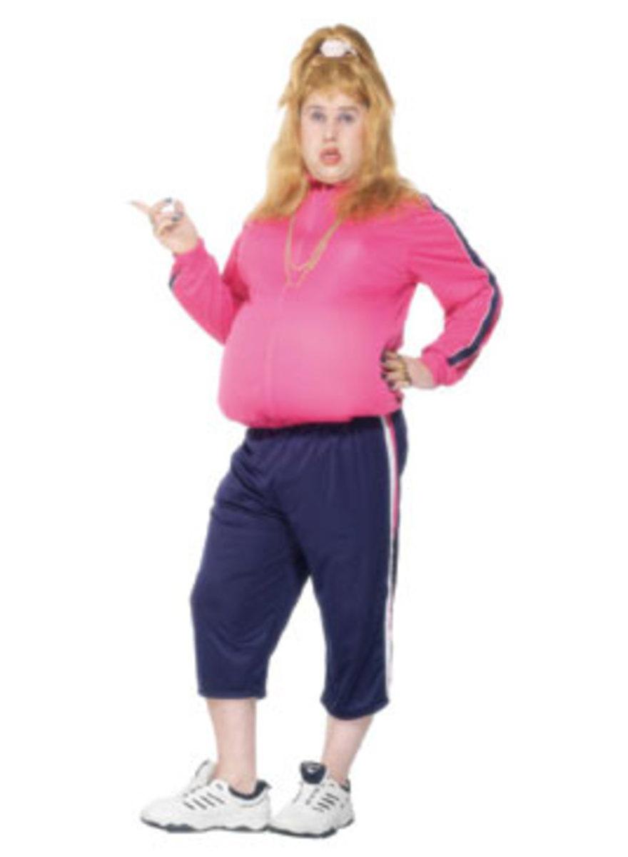 Vicky Pollard (Little Britain)  Costume