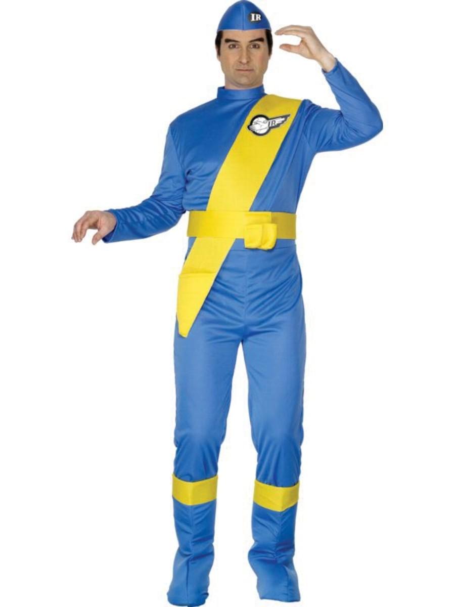Virgil - Thunderbird Costume