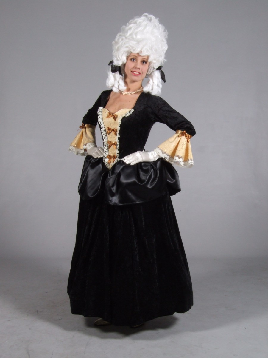 Versailles queen - Marie Antionettte Style Costume