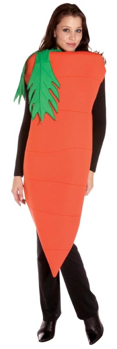 Vegetable Costume