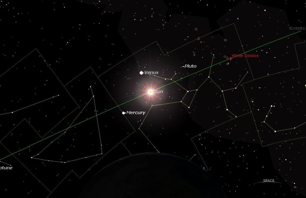 The Jan 11, 2014 Venus Inferior Conjunction.