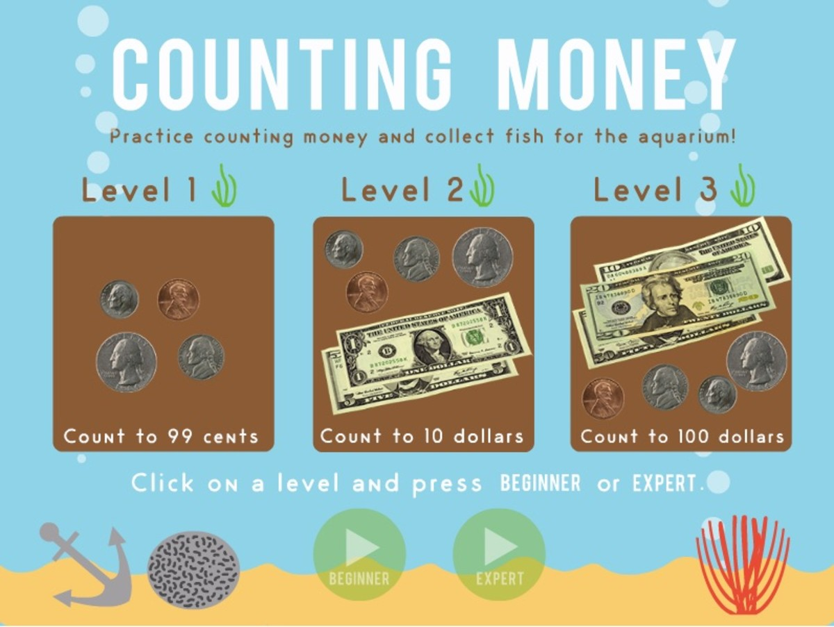 Learn to Count Money
