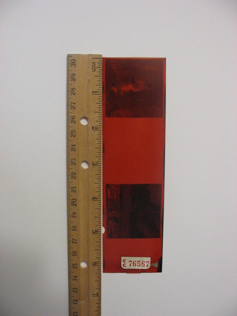 126 Color Medium Format