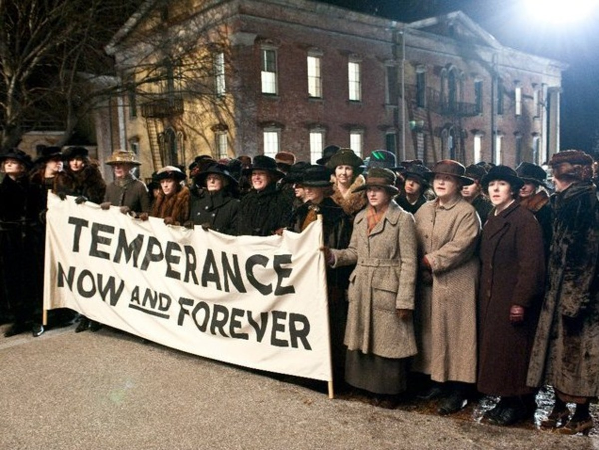 Temperance League