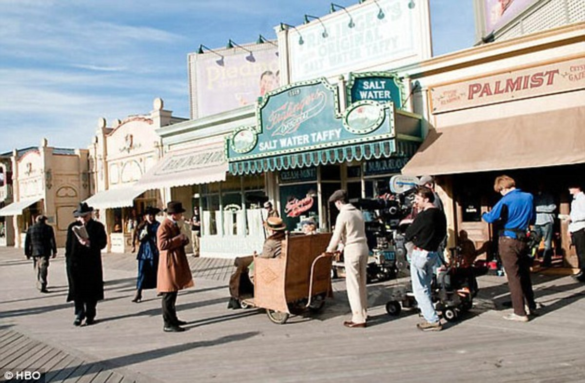 The Boardwalk Set