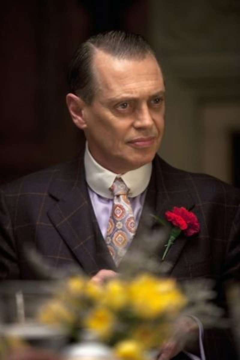 Steve Buscemi as 'Nucky' Thompson