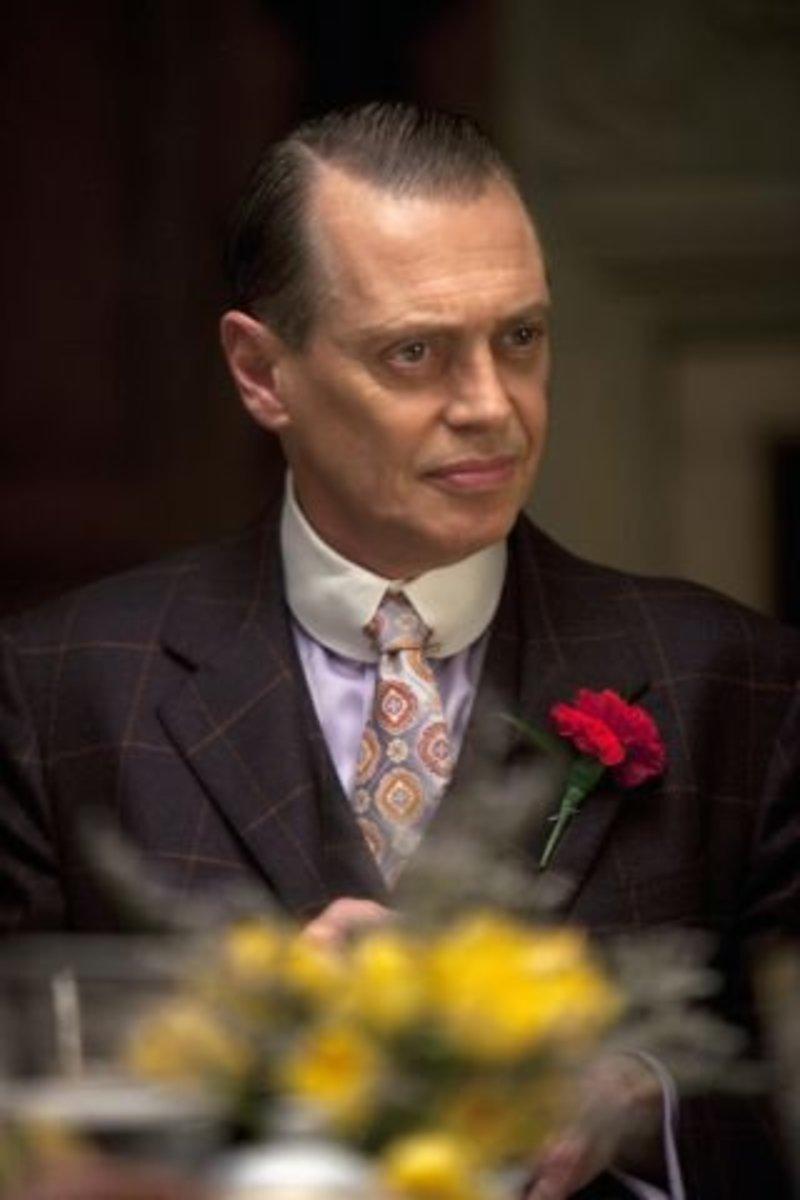 Steve Buscemi as 'Nucky' Thompson