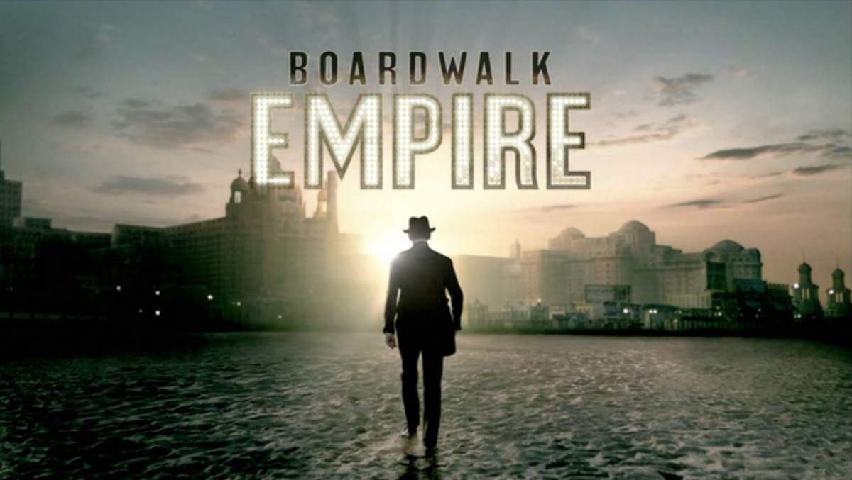 Boardwalk Empire - The Times and Crimes of Atlantic City