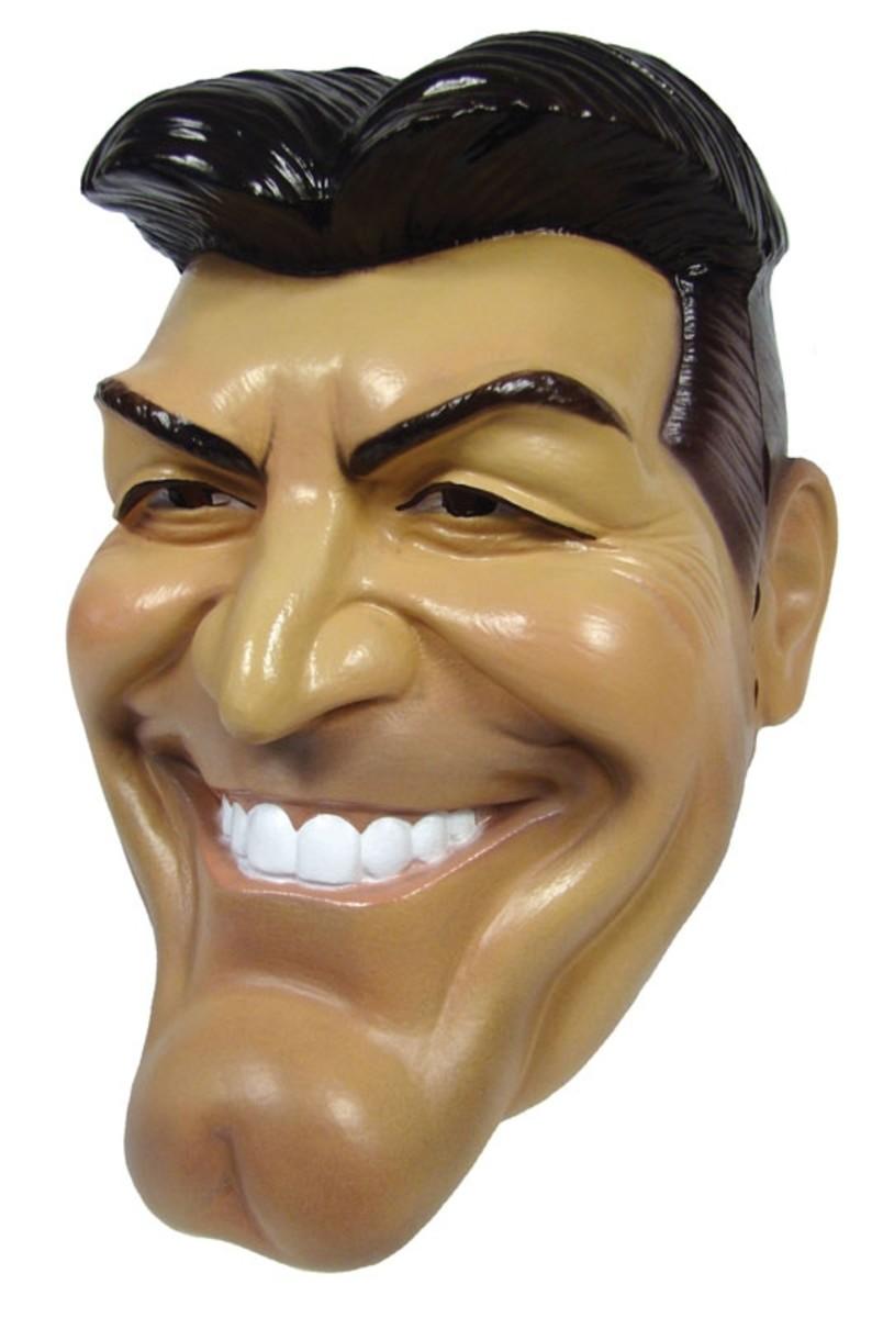 X Factor Jude (Simon Cowell Mask)